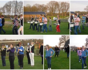 Trainingsweekend Drumfanfare 2011