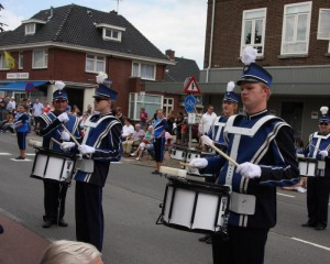 Optocht School en Volksfeest 2011