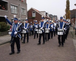 Intocht Sint Nicolaas 2013
