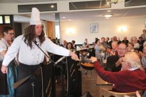 Knödl'n kochen met Reggestad Muzikanten