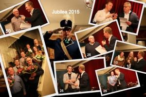 Jubilarissen 2015