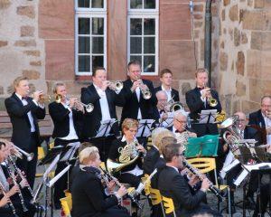 Concert in Marburg