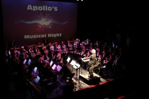 Apollo's Musical Night