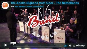 Promofilm The Apollo BigBand